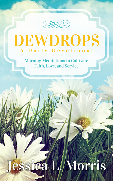 Dewdrops by Jessica Morris book cover